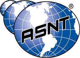 The American Society for Nondestructive Testing